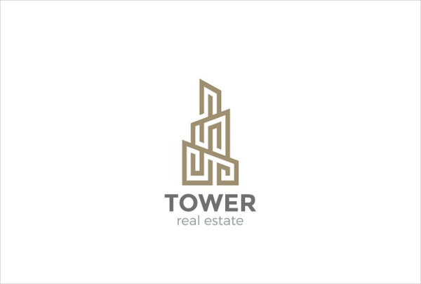 Linear Style Logo Free Download