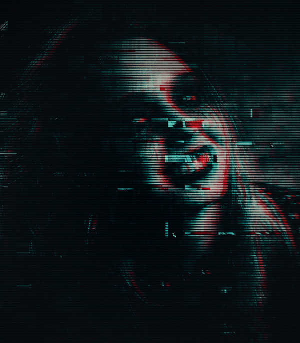 Horror Glitch Photoshop Action
