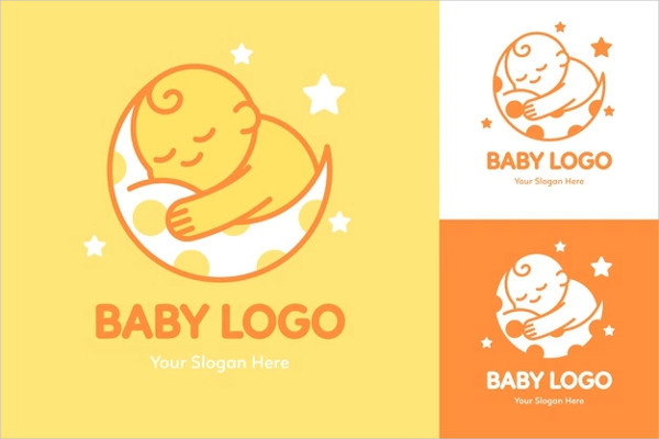 Detailed Logo Template Free Download