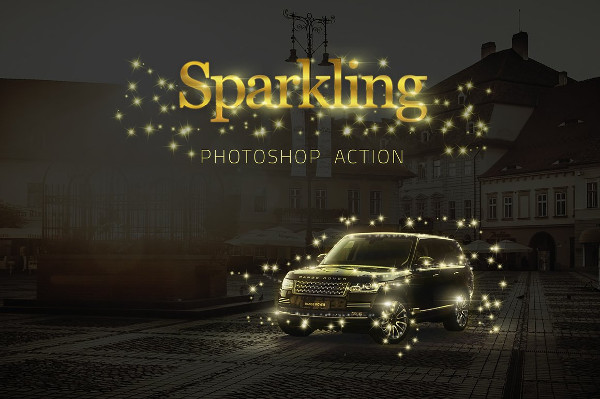 Sparkling Star PS Action