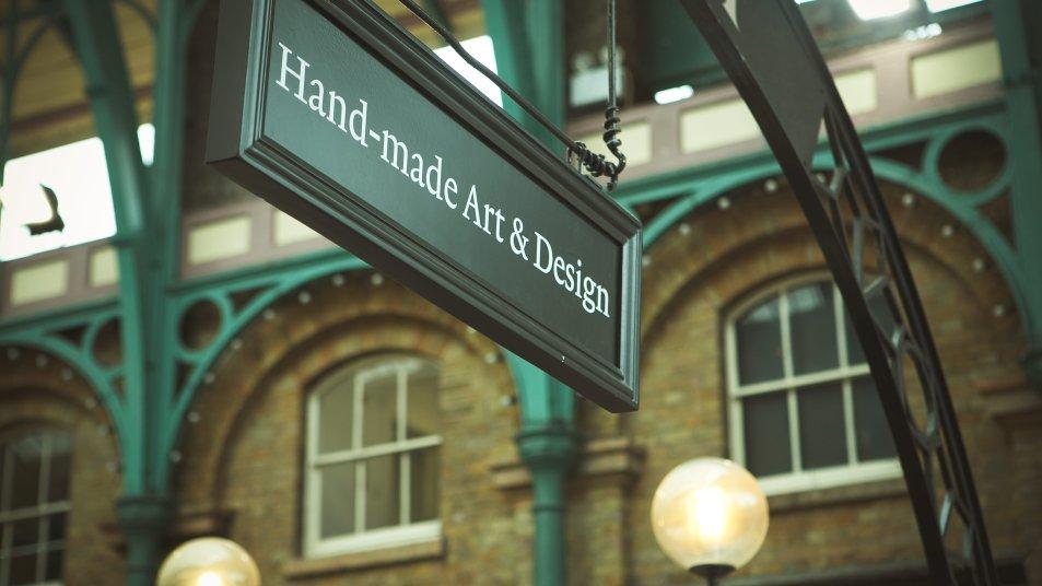 Hand made art and design