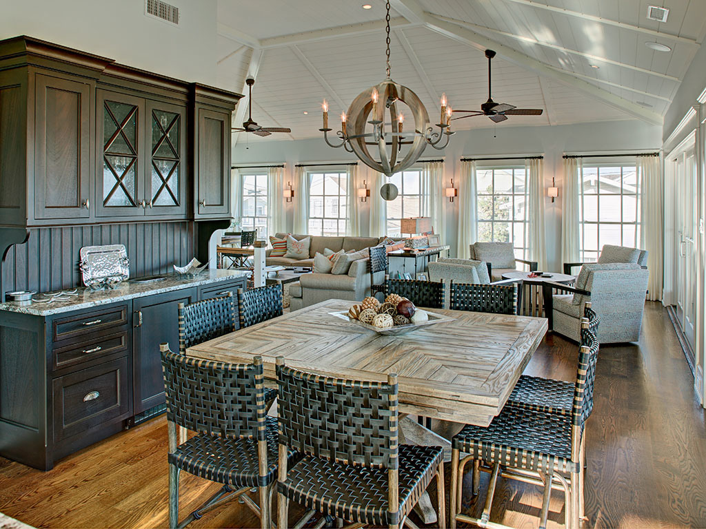 Jersey Shore seaside house retreat Interior Design  CWI NJ