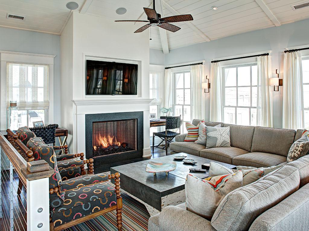 Jersey Shore Seaside House Retreat Interior Design Cw Amp I Nj