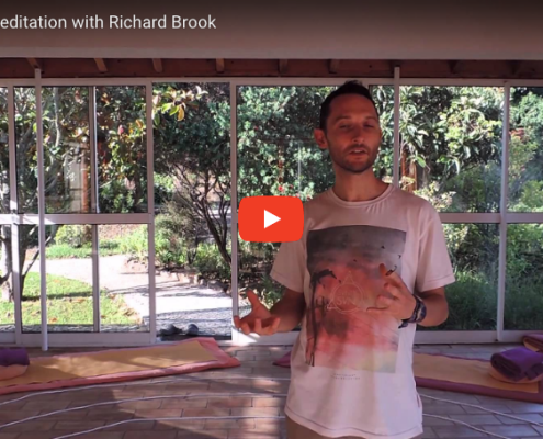 Spiral Walk Meditation with Richard Brook