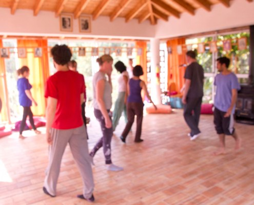 Authentic Movement with Richard Brook