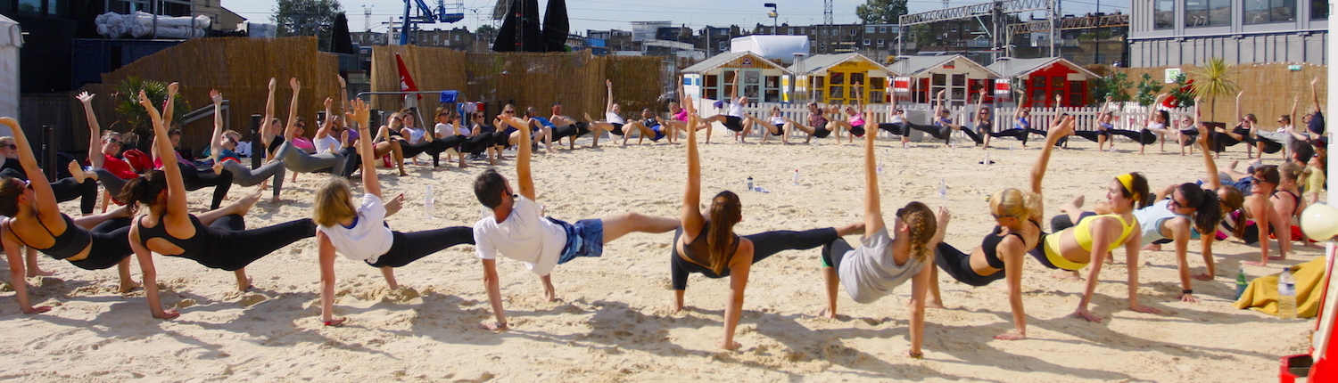 Event Yoga with Richard Brook