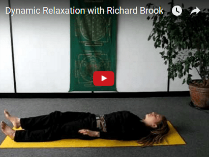 Dynamic Relaxation - Dru Yoga London