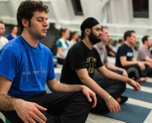 Meditation London with Richard Brook