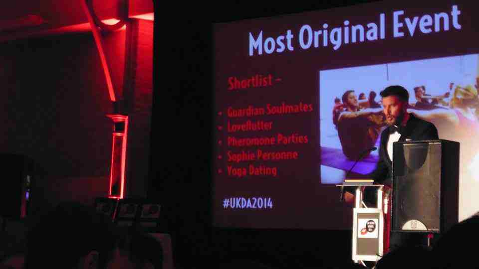 Yoga Dating London at U.K Dating Awards