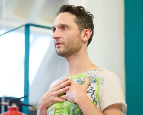 Richard Brook Creative Wellness Yoga London