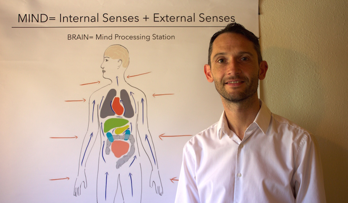 Meditation and Body-mind Connection in London with Richard Brook