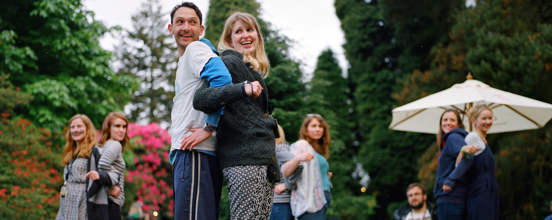 Richard Brook Corporate Yoga London and Bespoke Retreats and Events
