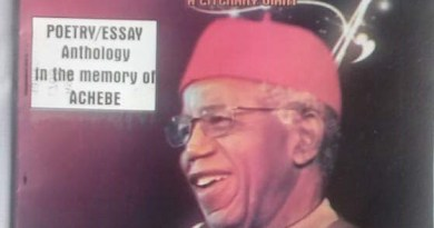 World Poetry Day 2020: Young Poets Reiterate Call to Immortalize Achebe.