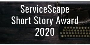 ServiceScape short story Award