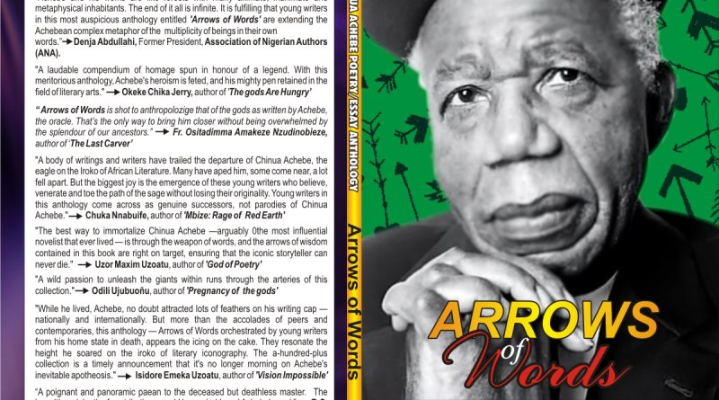 Fifth Chinua Achebe Essay and Poetry Anthology