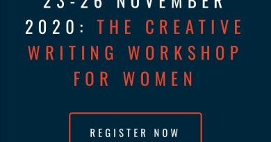 SBMEN Writing Workshop for Women