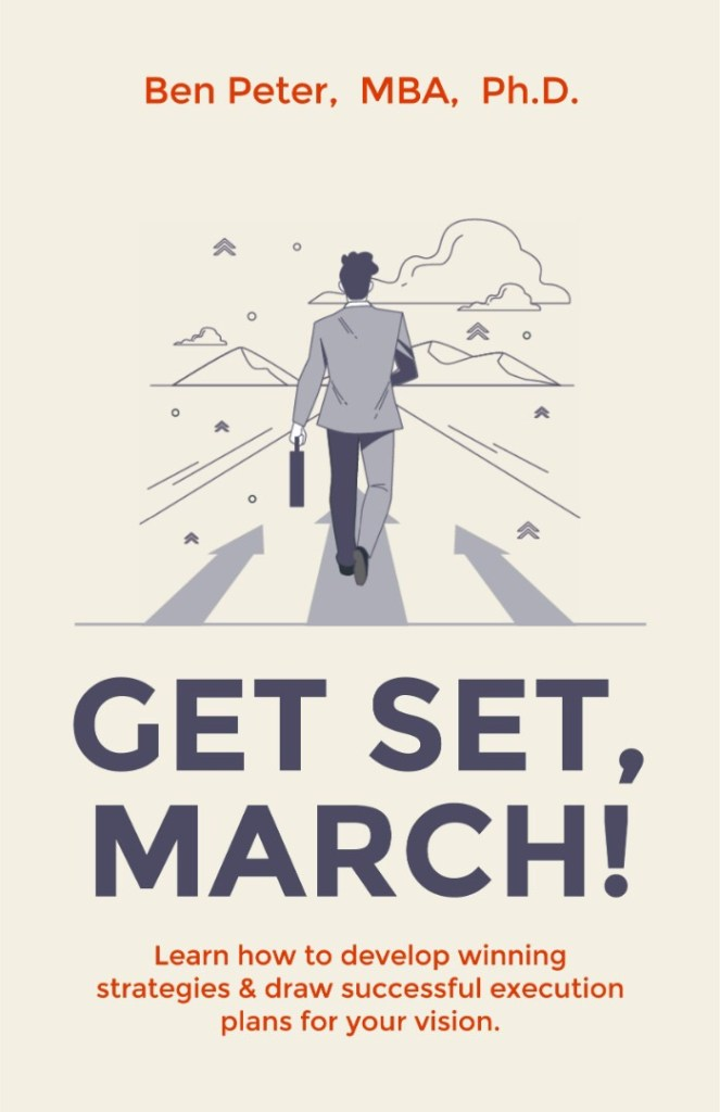 Get Set, March