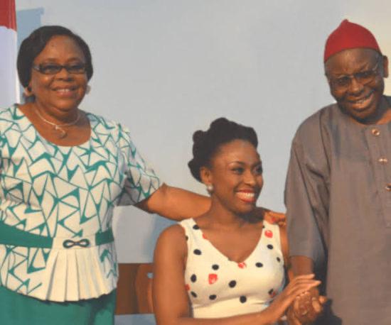Chimamanda Adichie loses her mother