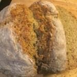 a picture of soda bread
