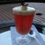 a picture of rhubarb jelly