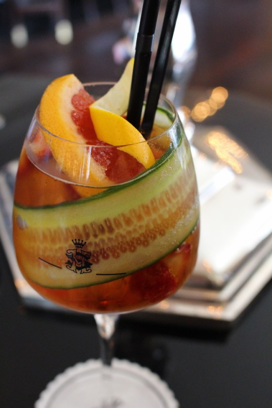 © A picture of Pimms Cup from The Shelbourne Hotel