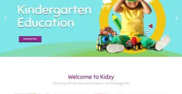Best Kindergarten WordPress Themes