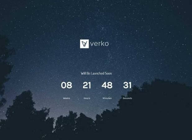 Verko   Responsive Business & One Page WP Theme