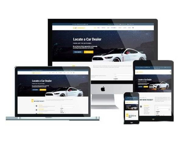 LT Carmarket wordpress theme
