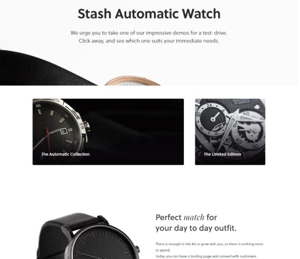 Stash - Multi-Purpose WordPress Theme with Visual Composer Block Builder