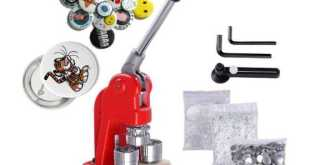 best button maker machines