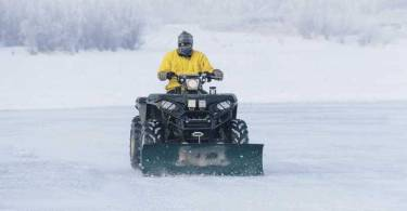 best atv snow plows review