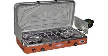 best camping grill stoves reviews