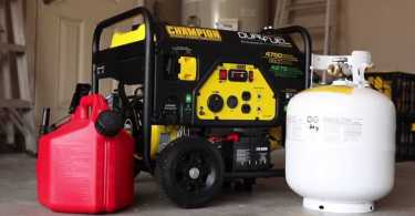 best dual fuel generator for house