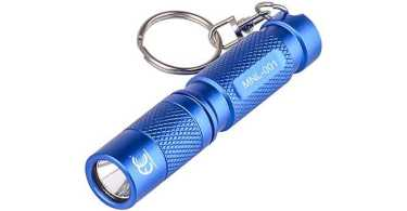 best keychain flashlight reviews