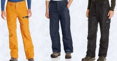 best snowboarding pants mens