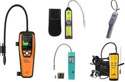 LNG Sewer Gas; w//Flexible Sensor Neck Fuel Sound /& LED Alarm Propane and Natural Gas Leak Detector; Portable Gas Sniffer to Locate Gas Leaks of Combustible Gases like Methane and eBook LPG