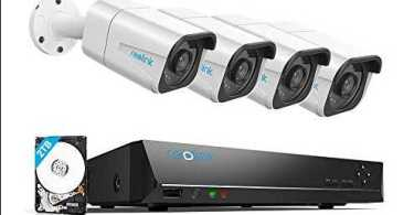 Best Security Camera System Reviews