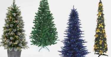 Best Christmas Tree For Allergies