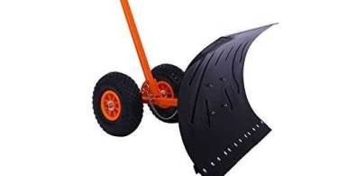 Best Snow Shovels With Wheels Reviews