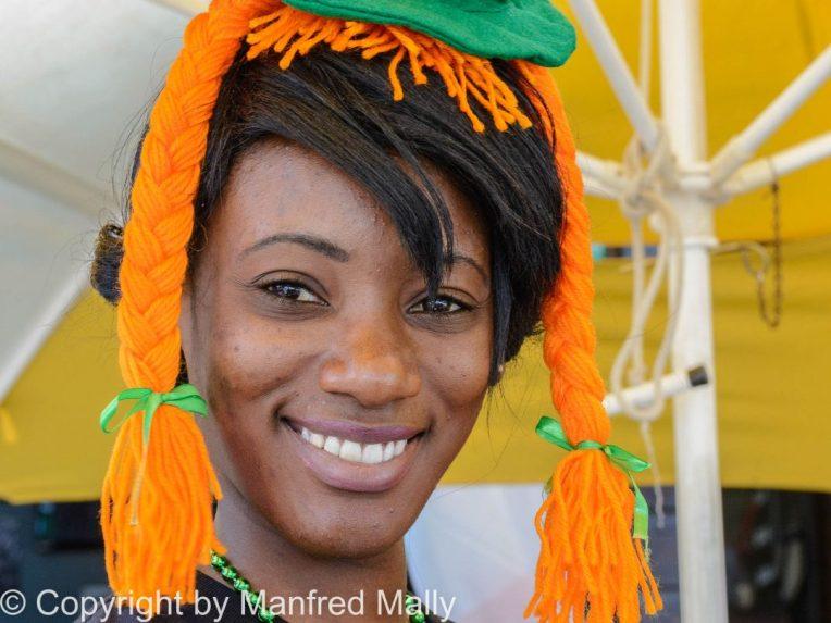 St. Patrick's Day Grenada;Karibik