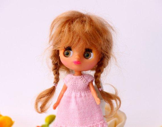 Petite Blyth dolls
