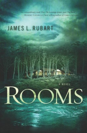 rooms Three book cover design layouts that work for any genre