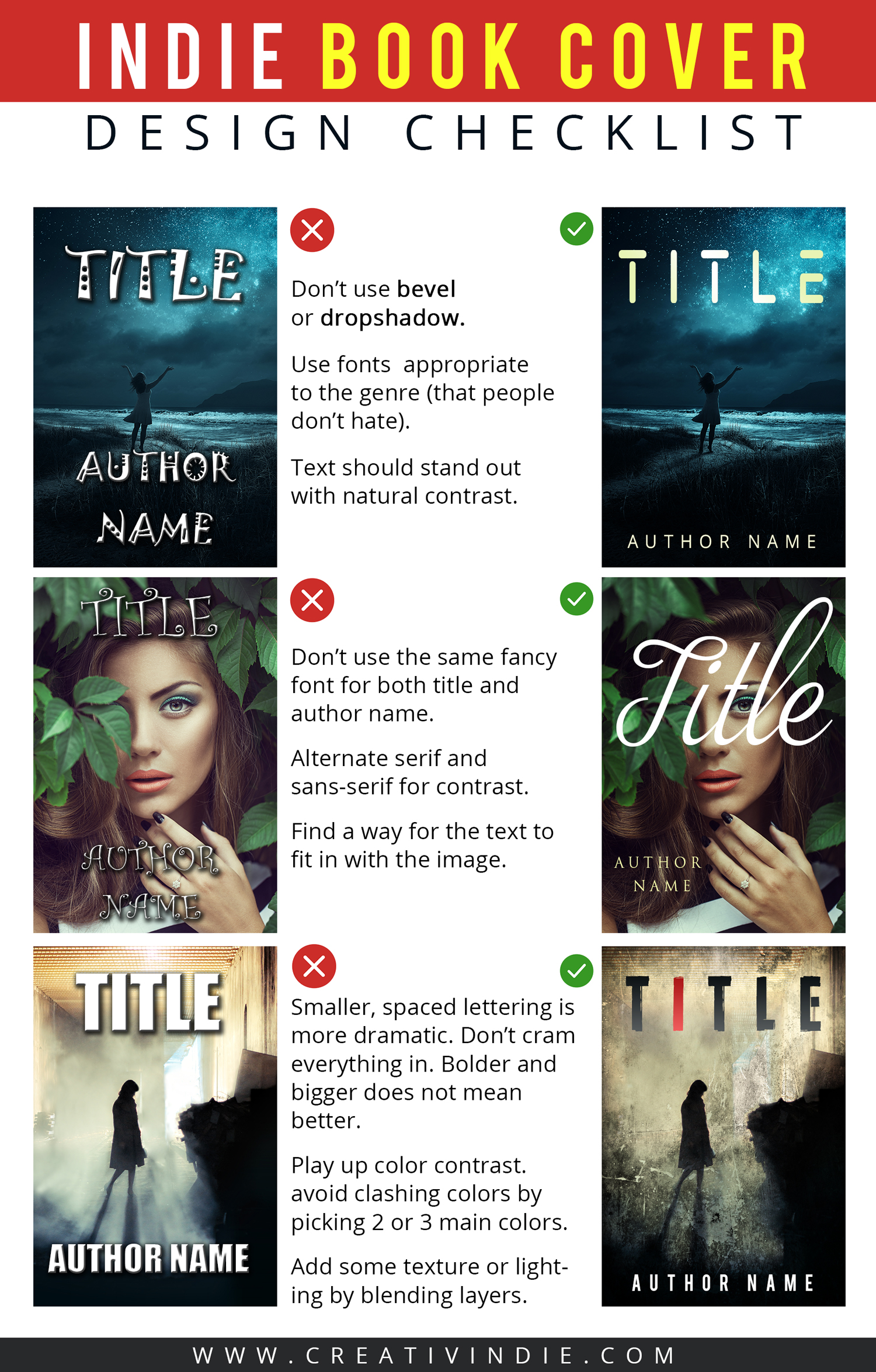 Everything you need to know about book cover design in one