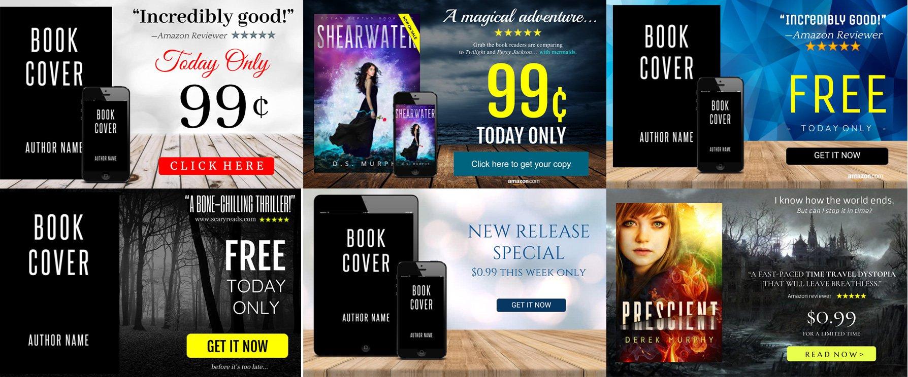 FREE online 3D book cover generator – Creativindie Book Cover Design