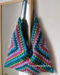 piastrella granny uncinetto crochet tutorial
