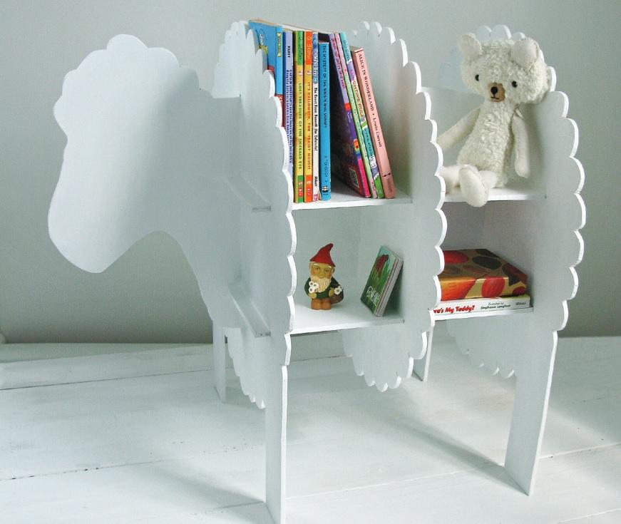 Libreria fai da te per la cameretta dei bambini  Tutorial