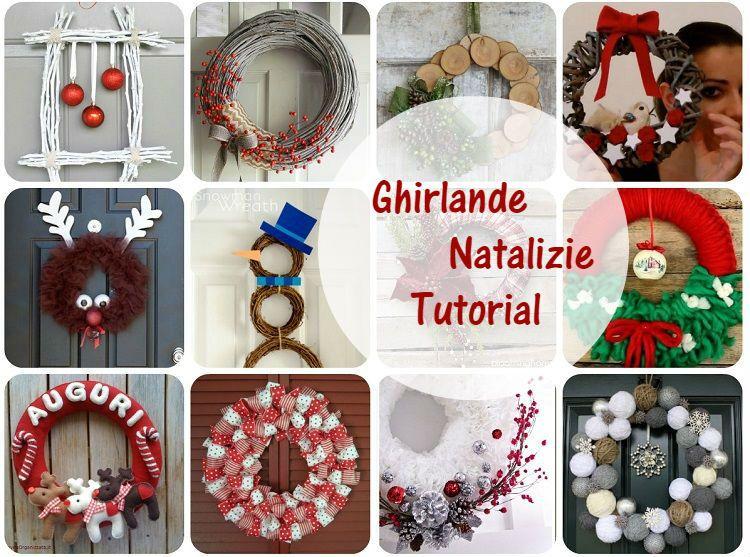 Idee Creative Per Natale Con Tutorial