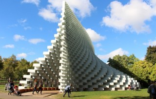 Serpentine Gallery by Bjarke Ingels, Photo CC by Fred Romero