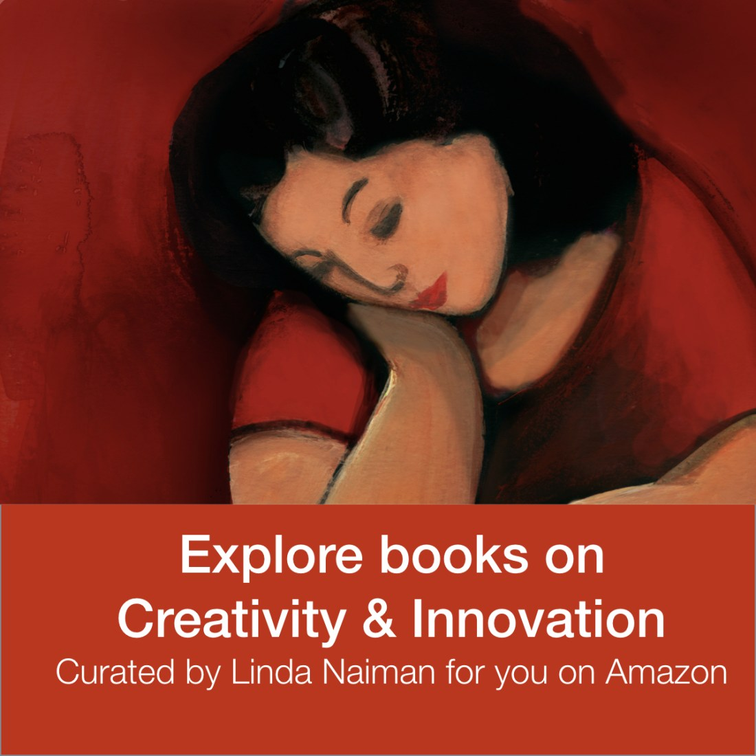Amazon Creativity & Innovation Book Collection