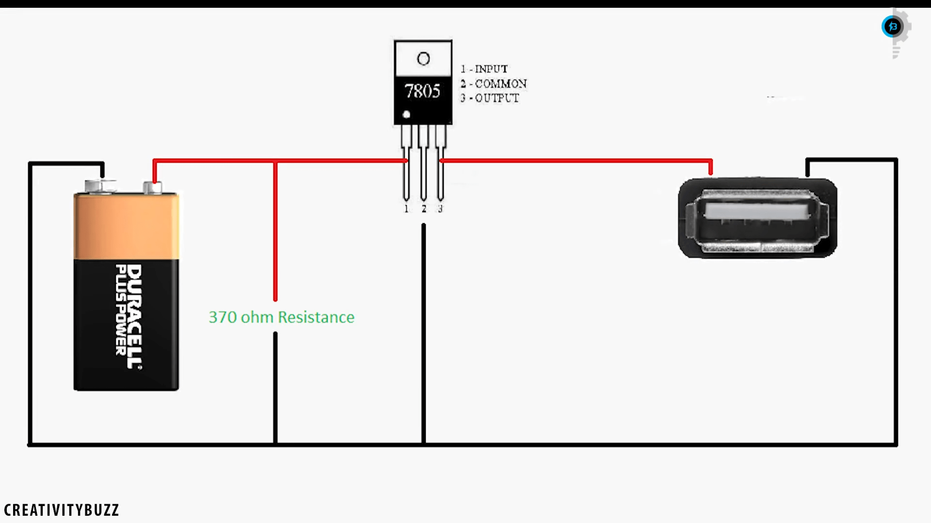 hight resolution of circuit diagram to make power bank